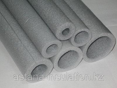 Теплоизоляционная трубка диаметр 35 мм. Толщ. Стенки 10 мм.