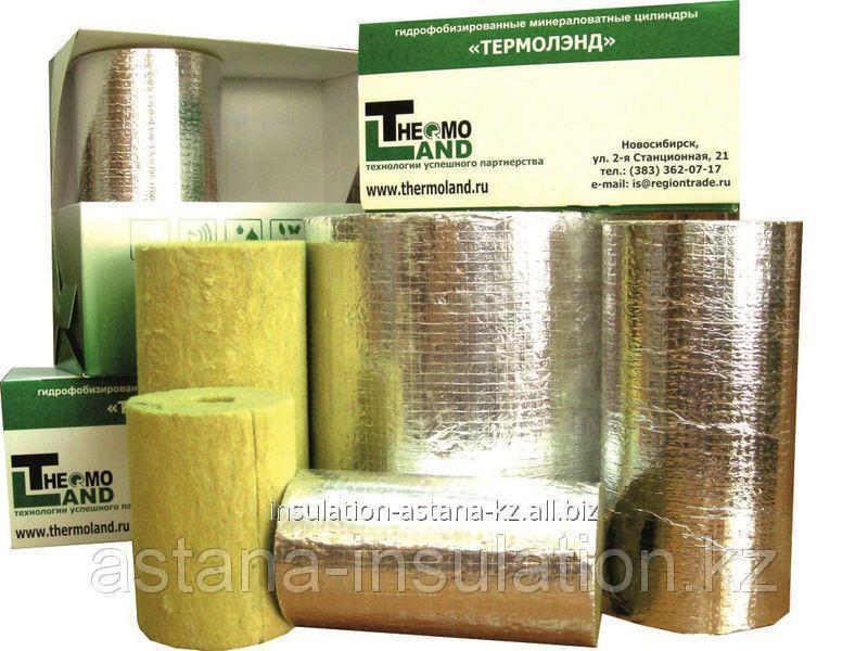Минераловатные цилиндры ThermoLand
