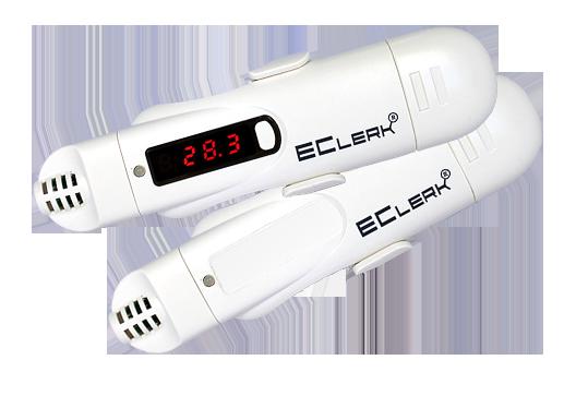 Измеритель-регистратор влажности и температуры (логгер) EClerk-M-RHT