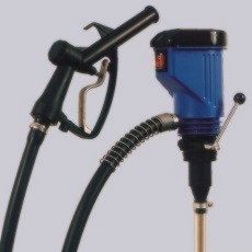 Buy The barrel electro pump for diesel fuel \oil fuels of a class DII.