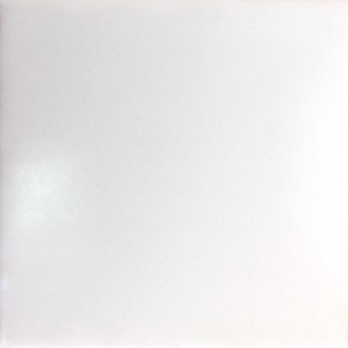 Плитка керамическая настенная Белая