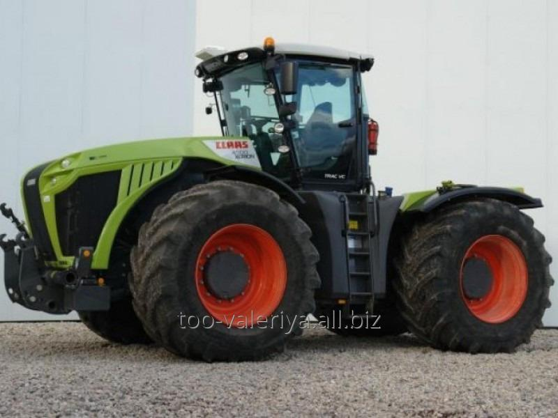 Купить Трактор Claas XERION 3800 TRAC VC