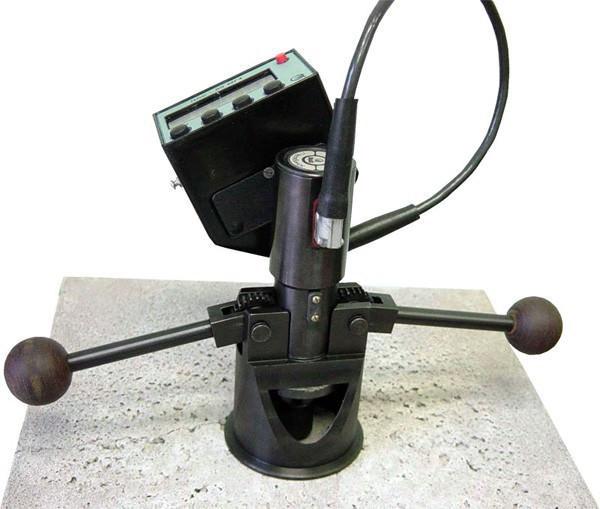 Измеритель прочности ячеистых бетонов ПОС-50МГ-2ПБ