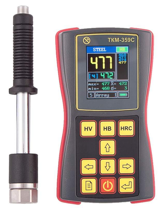Динамический твердомер ТКМ-359С