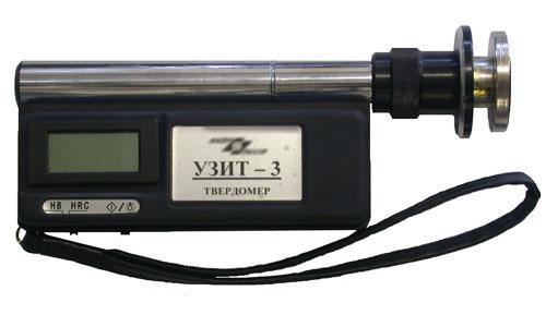 Твердомер ультразвуковой импедансный УЗИТ-3