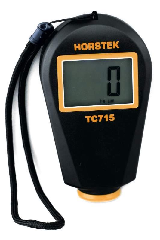Самокалибрующийся толщиномер Horstek TC 715