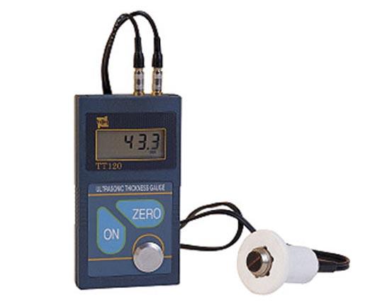 Толщиномер ультразвуковой TT120