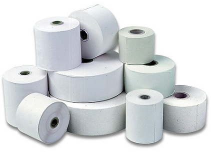 Paper Tape for ATMs and POS terminals