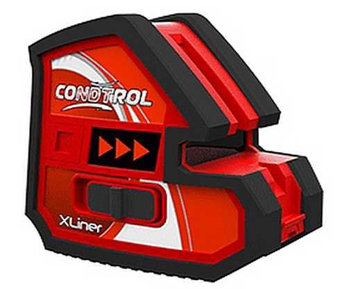 Купить Лазерный нивелир, уровень CONDTROL XLiner Duo