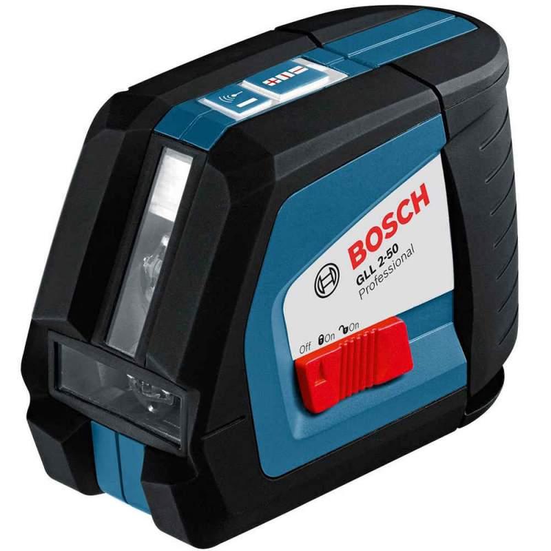 Купить Нивелир лазерный Bosch GLL 2-50 Prof