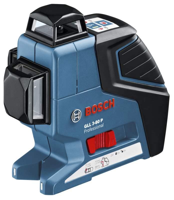 Лазерный уровень Bosch GLL 3-80 P Professional