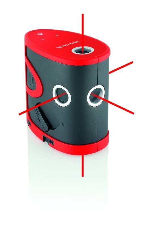Лазерный отвес Lino P3