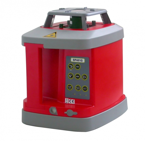 Ротационный лазерный нивелир CONDTROL Green RotоLaser