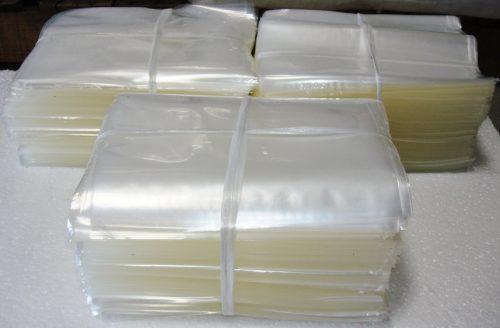Полиэтиленовые вкладыши в ПП мешки (биг-бэги, вагонные вкладыши)