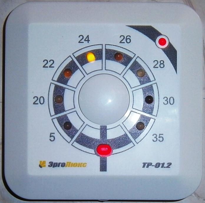 Встраиваемый терморегулятор ТР-01.2П