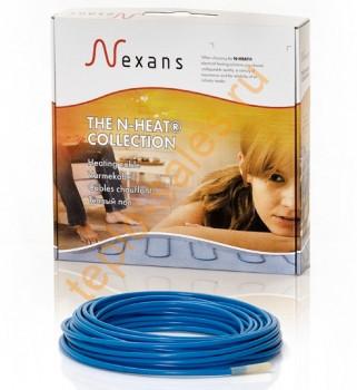 Резистивный двужильный нагревательный кабель TXLP/2R 1000/17