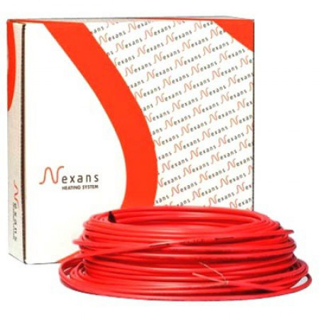 Резистивный двужильный нагревательный кабель DEFROST SNOW TXLP/2R 2700/28