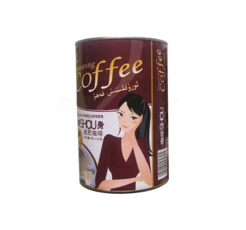 Китайский кофе для похудения - Кофе для похудения Чудо 26 Худое кофе