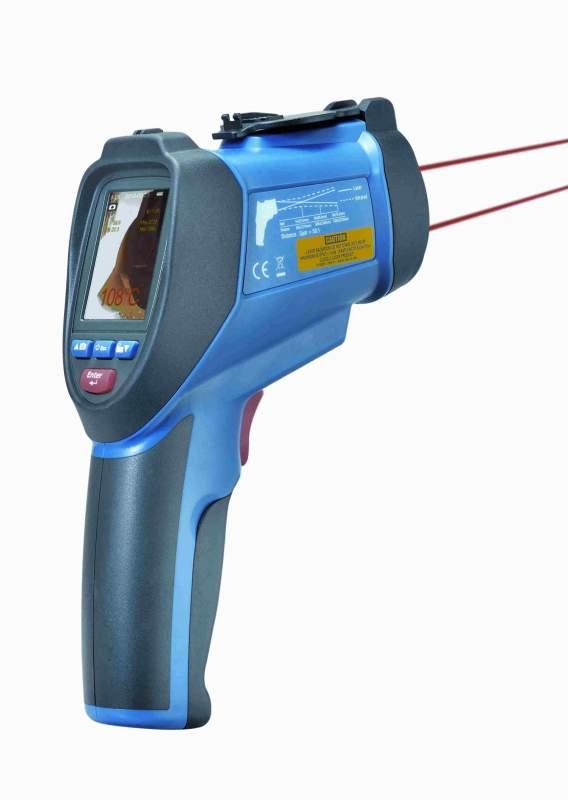 Пирометр со встроенной видеокамерой CEM DT-9860