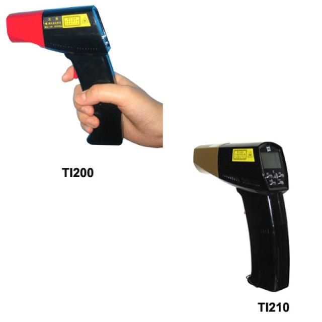 Купить Портативный инфракрасный пирометр TI200/TI210
