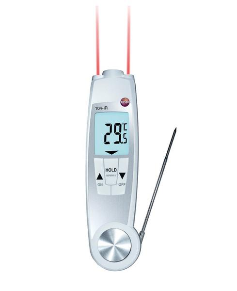 Купить Водонепроницаемый проникающий ИК-термометр Testo 104-IR