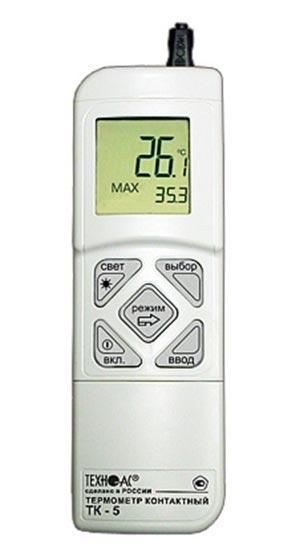 Термометр ТК-5.06 с функцией измерения влажности воздуха