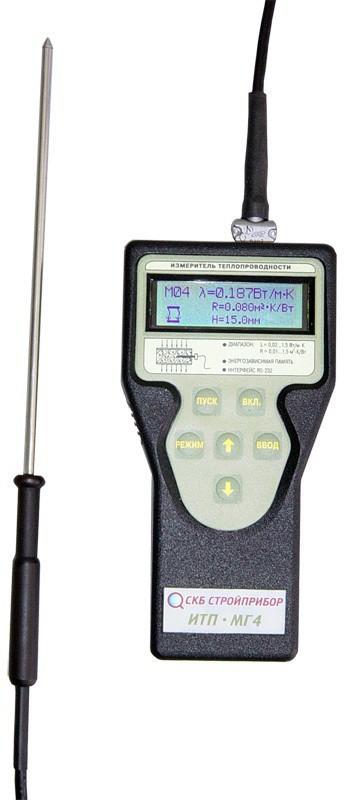 Измеритель теплопроводности ИТП-МГ4 Зонд