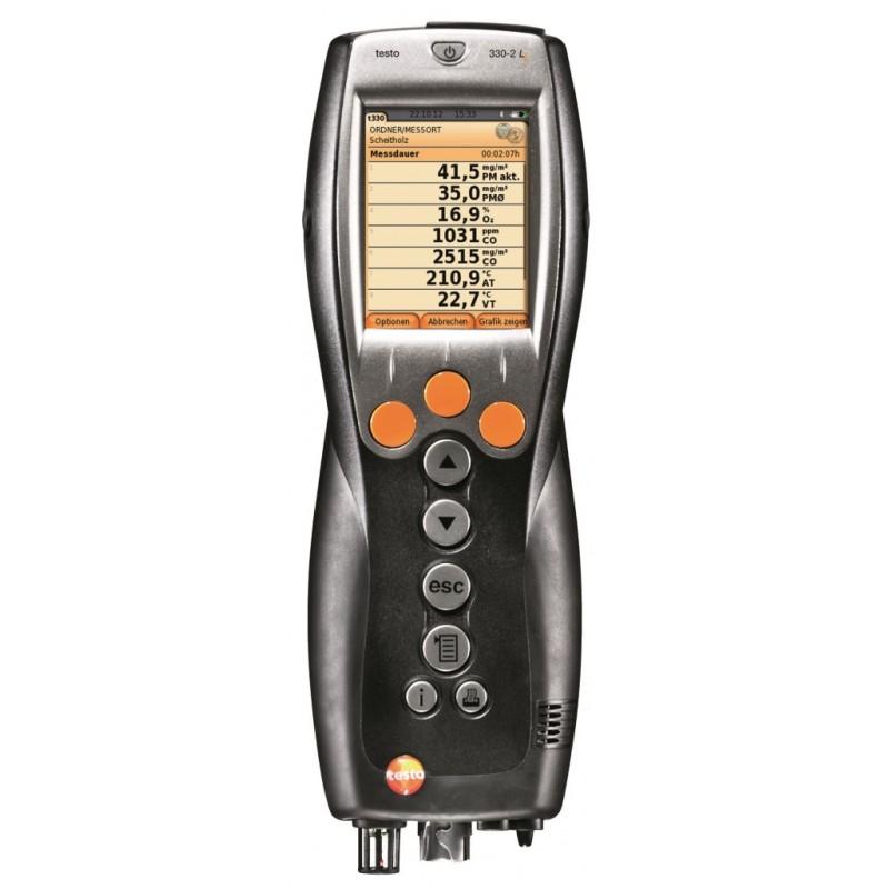 Buy Dymovyh gas Analyzer Testo 330-2LL