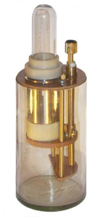 Прибор для определения коэффициента фильтрации КФ-ООМ