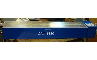 Дуктилометр автоматический с электронным блоком ДАФ-980 / ДАФ-1480