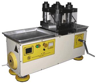 Buy Press compact compression test MP-1000 Nutcracker