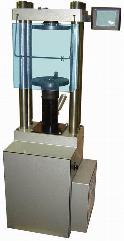 Машина для испытания на сжатие типа ИП-1А-500АБ