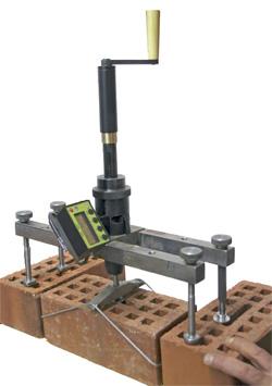 Измерители прочности сцепления в каменной кладке ПСО-МГ4К