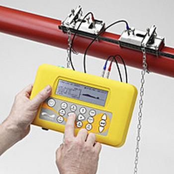 Переносной ультразвуковой расходомер жидкости PF330
