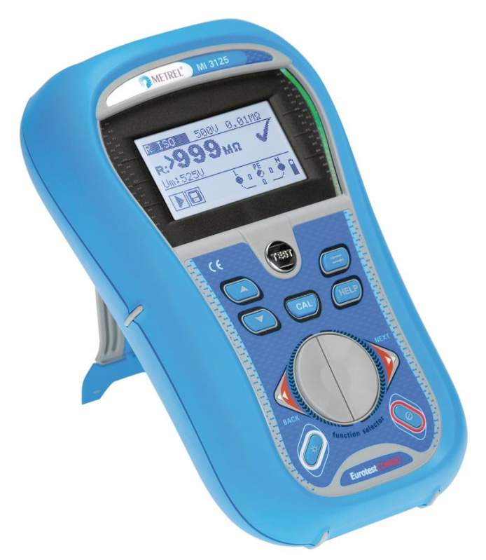 Buy Of electrical parameters meter Metrel MI BT 3125 EurotestCOMB