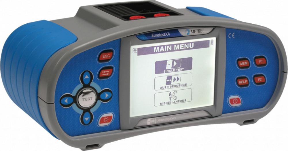Buy Multi-function meter parameters of electroinstallations Metrel MI 3101 EurotestAT