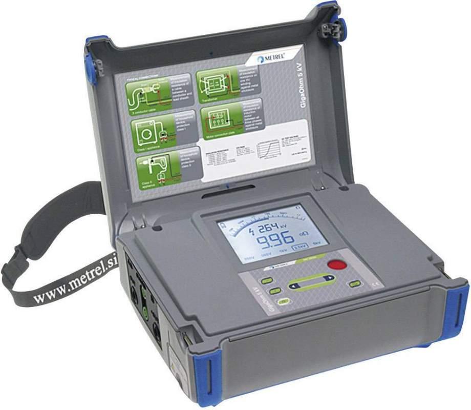Измеритель параметров изоляции Metrel MI 3202 GigaOhm 5 kV