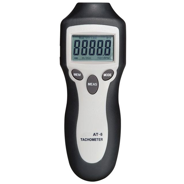Цифровой фототахометр АТ-6