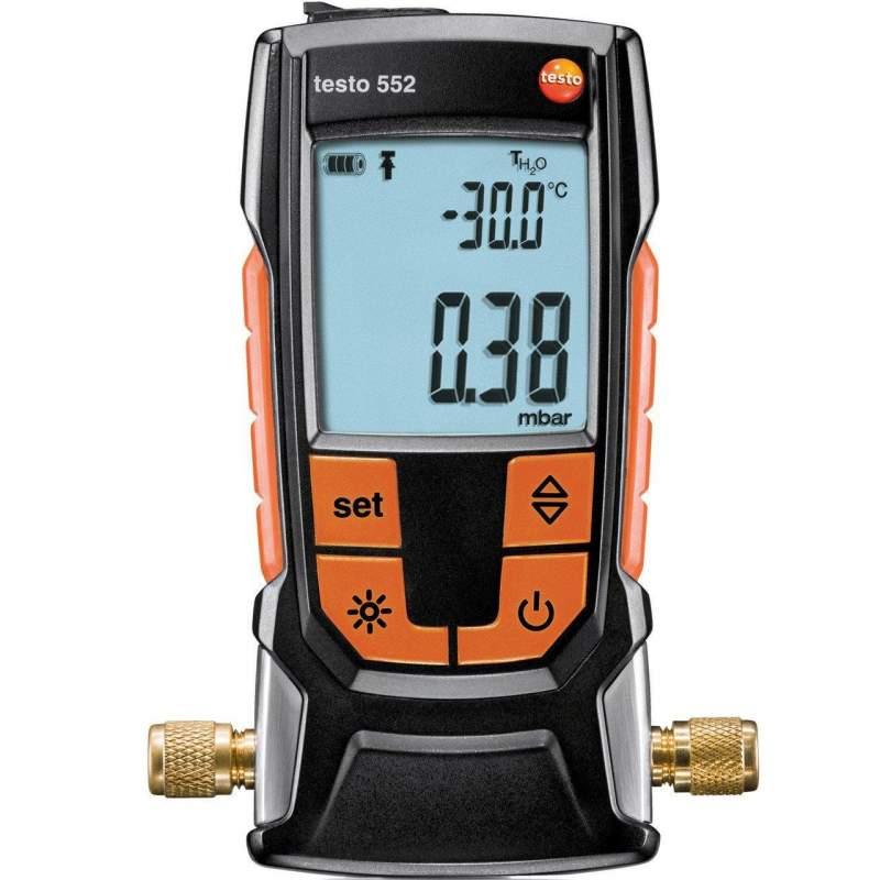 Цифровой вакуумметр Testo 552