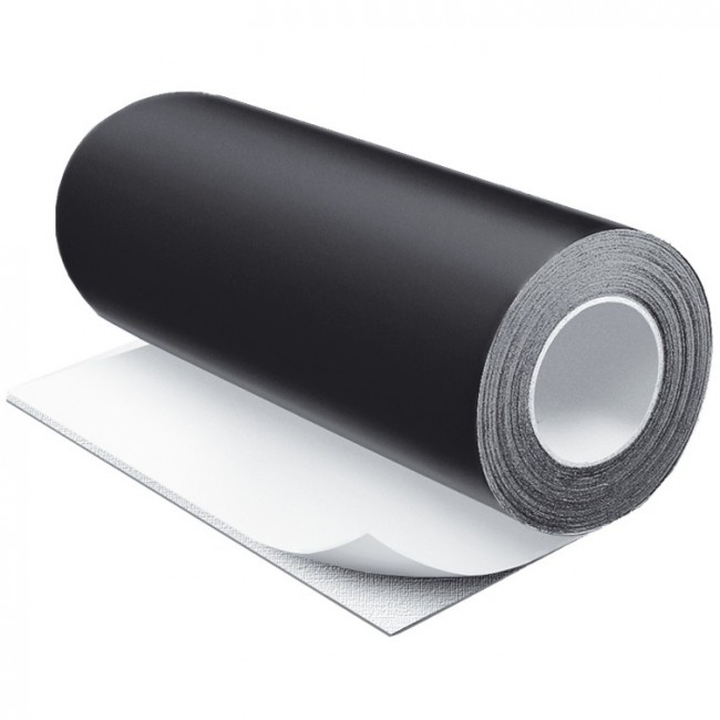 Купить Рулон 16 мм, 1000 мм, 12 м, ST IN CLAD black, AD