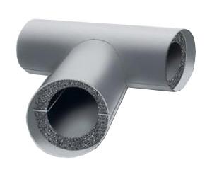 Купить Тройник 108 мм, 100 мм, AL CLAD