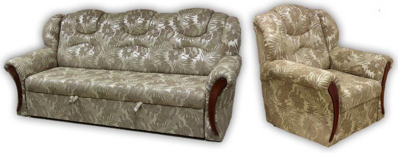 Купить Диван Виктори и кресло