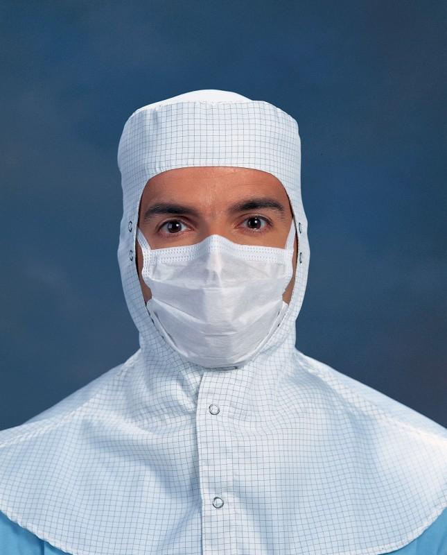 Стерильные маски гофрированные KIMTECH PURE* M3 62467 62494 62470