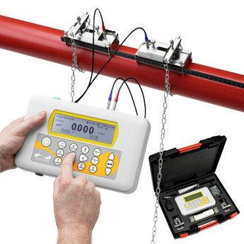 Ультразвуковой расходомер Portaflow 220