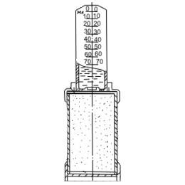 Прибор определения  коэффициента фильтрации - КФ-1