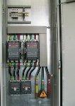 Шкаф автоматического ввода резерва (АВР) .
