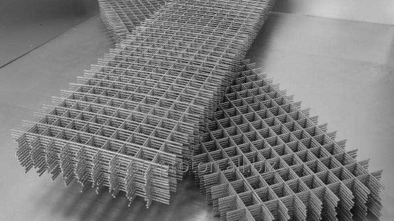 Сетка для армирования, кладочная сетка 200х200, 100х100, 4 мм, 5 мм
