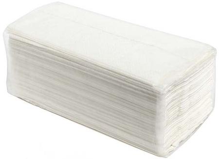 Полотенца бумажные в пачках Z-укладка