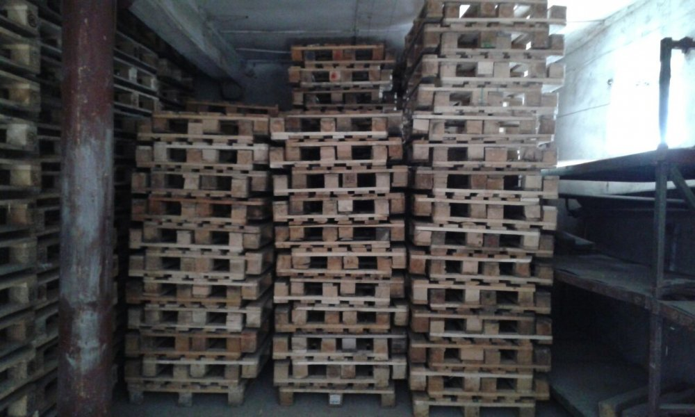 Купить Паллеты деревянные 1.2-0.8