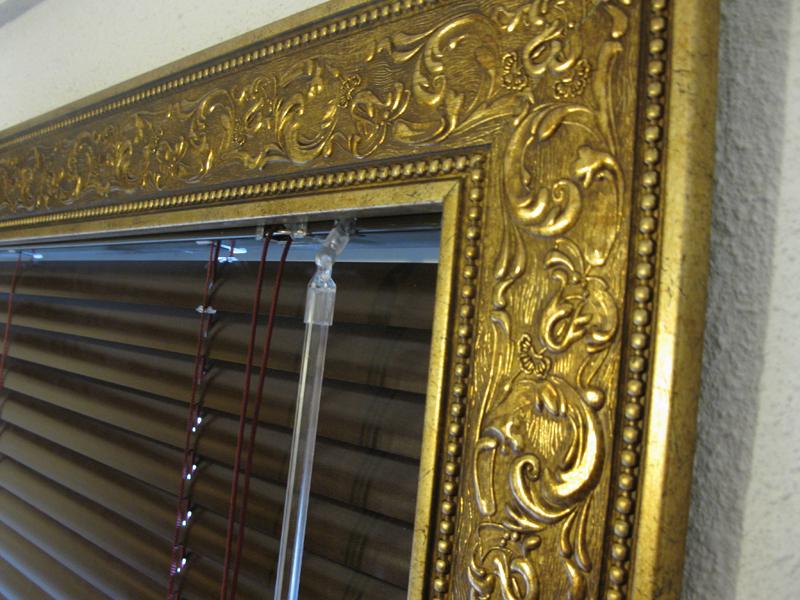 Высокотехнологичное покрытие багета декоративной ламинированной пленкой с